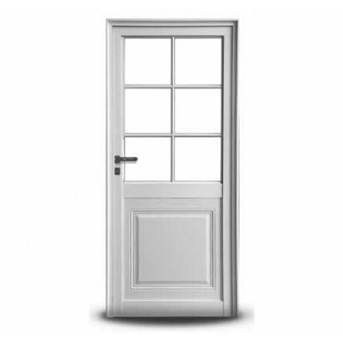 Ventana aluminio alufam for Puertas para bano exterior